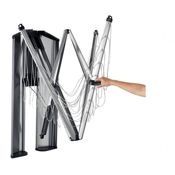 Настенная сушилка для белья WallFix 24 метра навески с защитным коробом