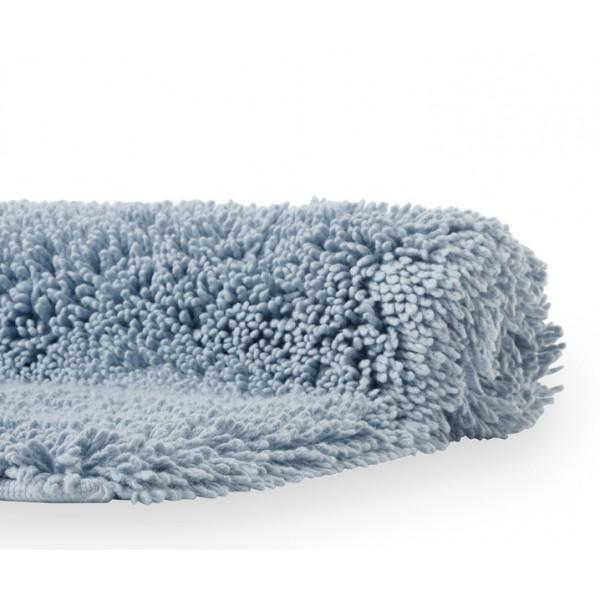 Коврик для ванной Aquanova MEZZO 60x100 см голубой