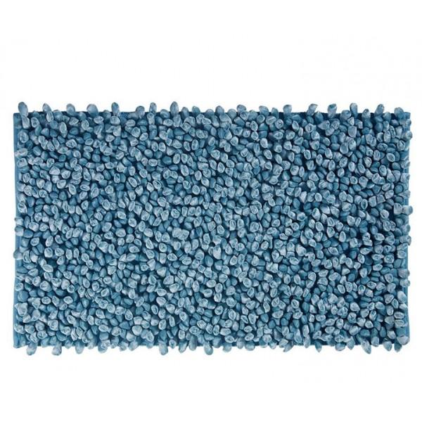 Коврик для ванной Aquanova Rocca 70x120 см голубой