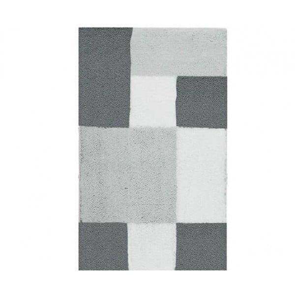 Коврик для ванной Aquanova Zamba 60x100 см серый