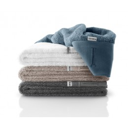 Полотенце 70х140 см серый