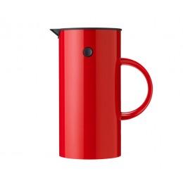 Кофеварка френч-пресс Stelton EM красный