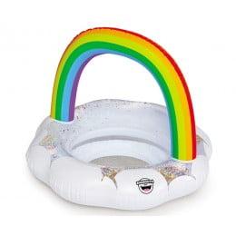 Круг надувной детский Rainbow