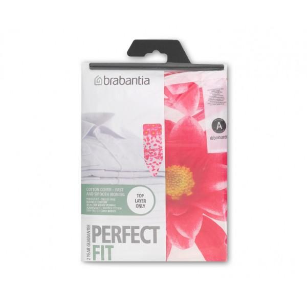Чехол PerfectFit 110Х30см (А) Розовый сантини