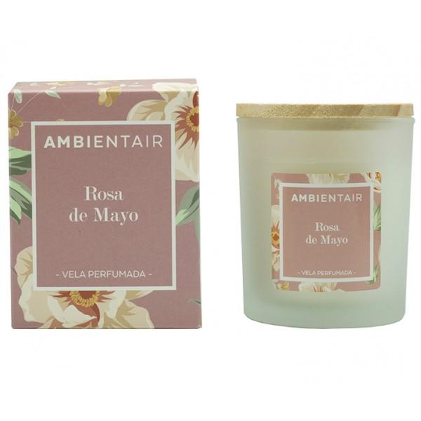 Свеча ароматическая Майская роза Floral 30 ч