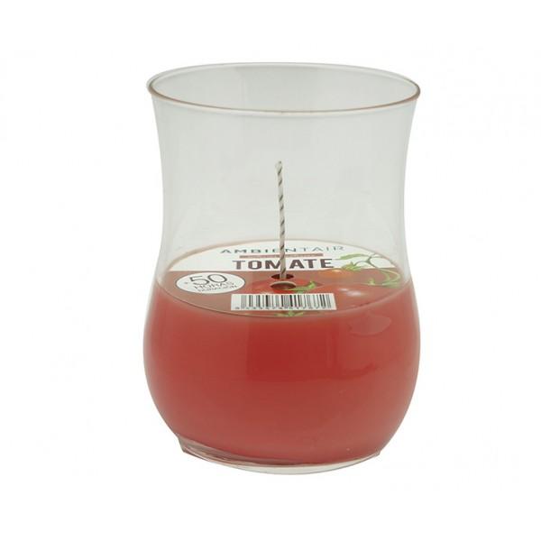 Свеча ароматическая ветроустойчивая Томатный лист Garden 50 ч