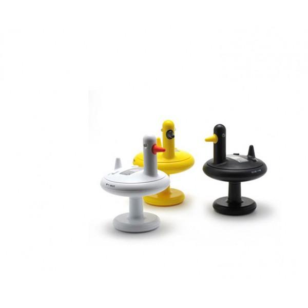 Кухонный таймер Duck желтый