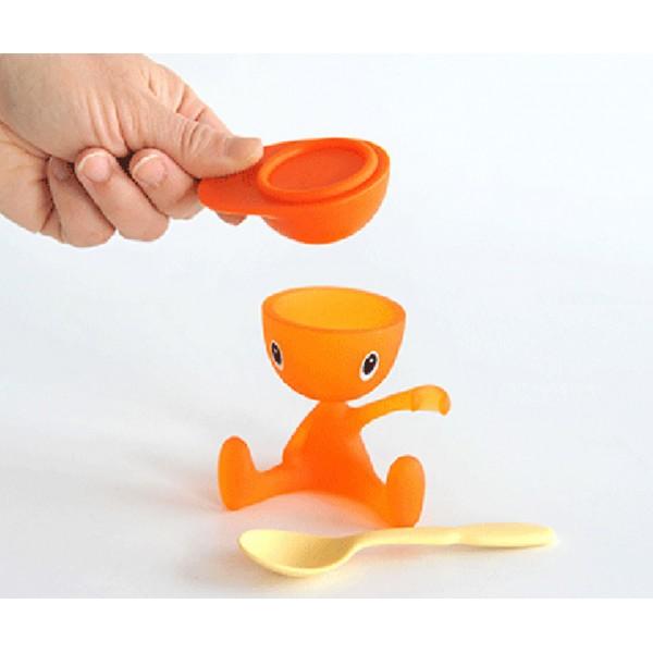 Держатель для яйца Cico оранжевый