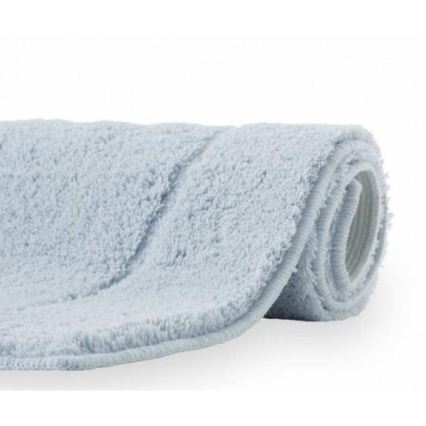 Коврик для ванной Aquanova ACCENT 70x120 см светло-голубой