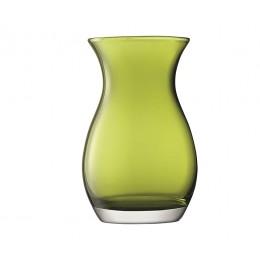 Ваза для небольшого букета LSA International Flower 20 см оливковая