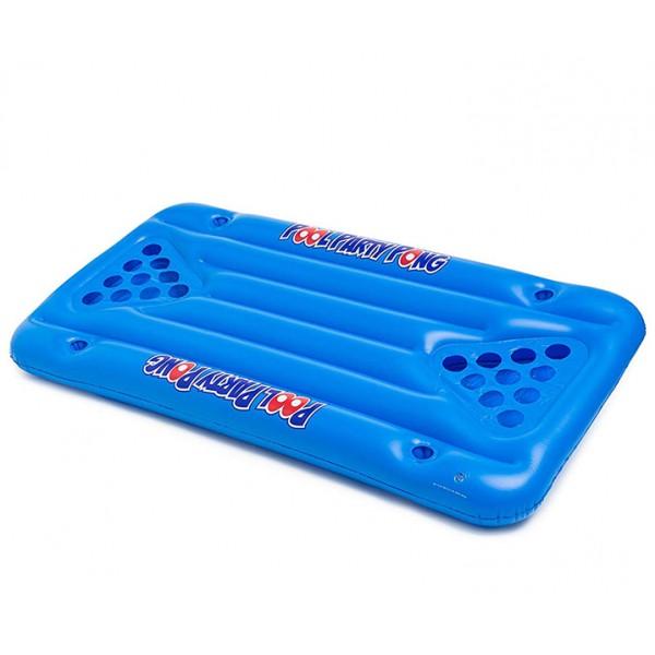 Матрас надувной для игры Party Pong