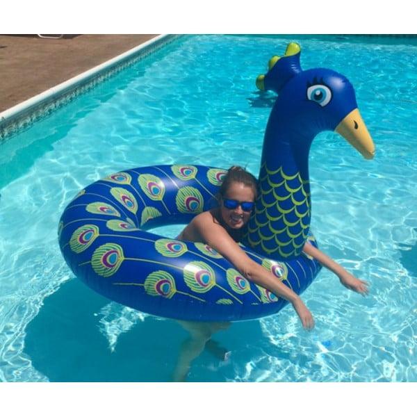 Круг надувной Peacock