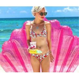 Матрас надувной Seashell Pink