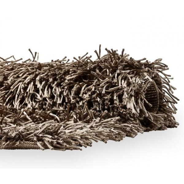 Коврик для ванной Aquanova KEMEN 60x100 серо-коричневый