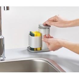 Органайзер для раковины и диспенсер для жидкого мыла
