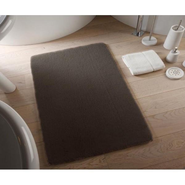 Коврик для ванной Aquanova Alma 60x100 см серо-коричневый