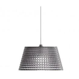 Подвесной светильник Tiffany L серый