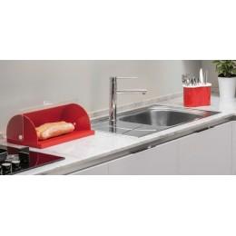 Сушилка для столовых приборов Guzzini Forme Casa красная