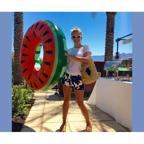 Круг надувной Giant Watermelon Slice