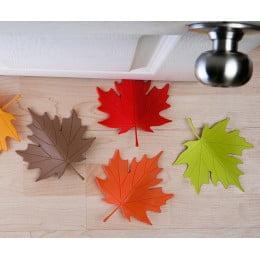 Подпорка для двери Qualy Autumn коричневая