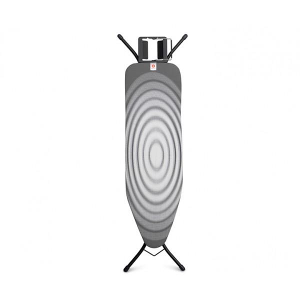 Гладильная доска 124х38 см (B) титановые круги