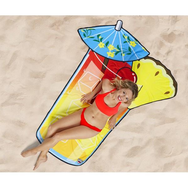 Покрывало пляжное Tropical Drink