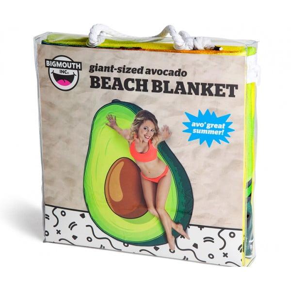 Покрывало пляжное Avocado