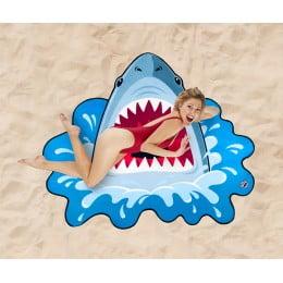 Покрывало пляжное BigMouth Shark