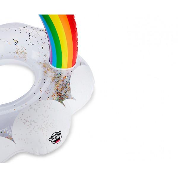 Круг надувной Rainbow Cloud