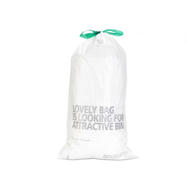 Мешки для мусора PerfectFit размер G (23-30 л) рулон 20 шт
