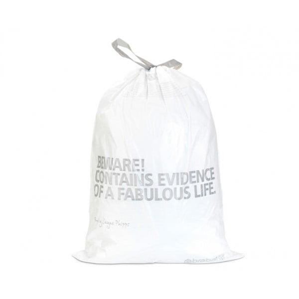 Мешки для мусора PerfectFit размер H (50-60 л) рулон 10 шт
