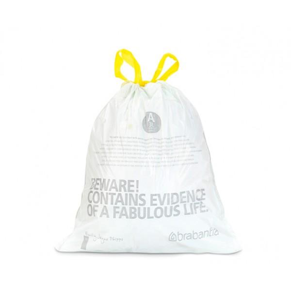 Мешки для мусора PerfectFit размер А (3 л) рулон 20 шт
