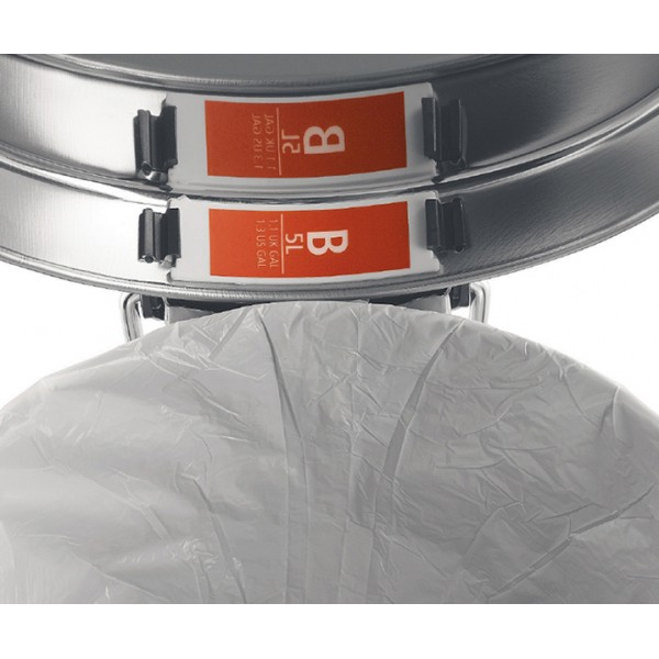 Мешки для мусора PerfectFit размер В (5 л) упаковка-диспенсер 60 шт