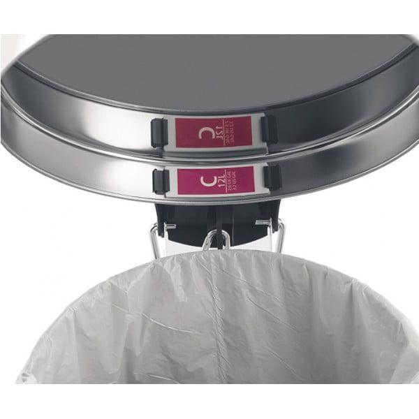 Мешки для мусора PerfectFit размер С (10-12 л) упаковка-диспенсер 60 шт
