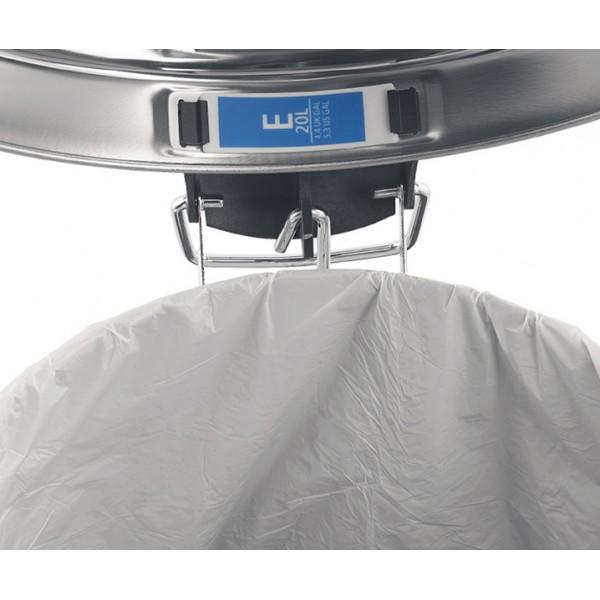 Мешки для мусора PerfectFit размер E (20 л) упаковка-диспенсер 40 шт