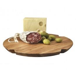 Круглый деревянный поднос для сыра Grand Cru