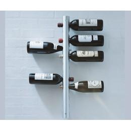 Настенный стеллаж для винных бутылок Winetube