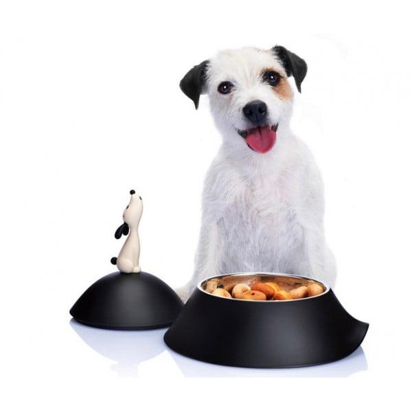 Миска для собаки Lula чёрная