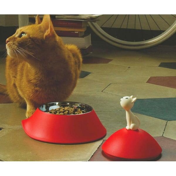 Миска для кошки Mio черная