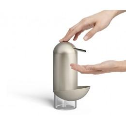 Диспенсер для мыла Penguin никель