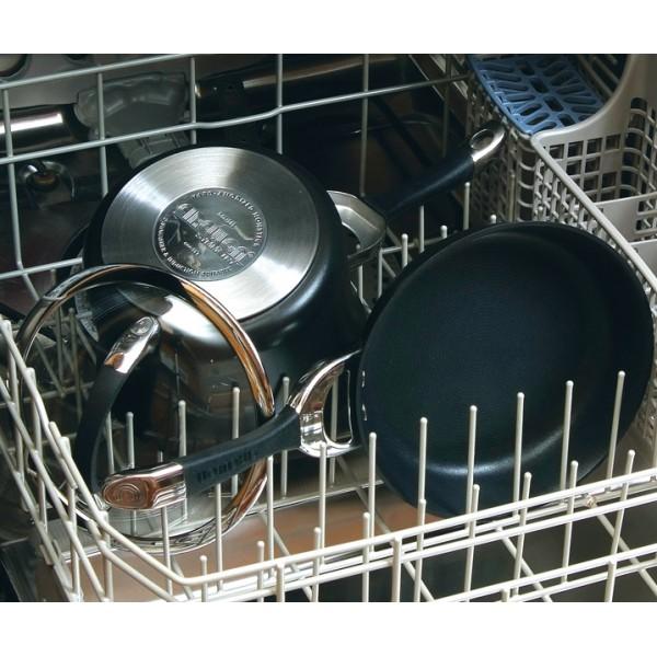 Набор из 2 сковородок Symmetry 21,5 см и 28 см чёрный