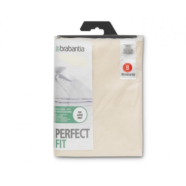 Чехол PerfectFit для гладильной доски 124х38 см (B) экрю