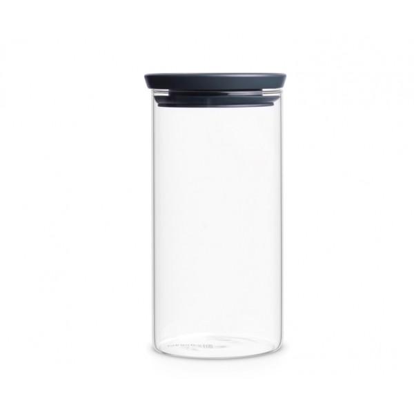 Модульная стеклянная банка 1,1 л