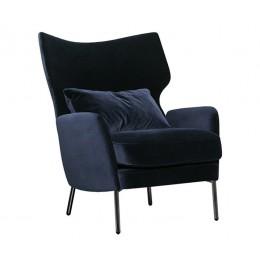 Кресло Sits Alex темно-синее