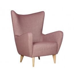 Кресло Sits ELSA баклажановое