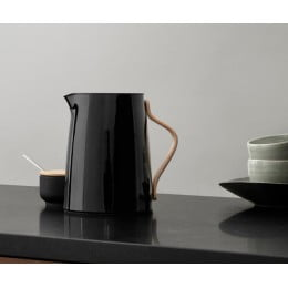 Электрический чайник Stelton Emma 1,2 л серый