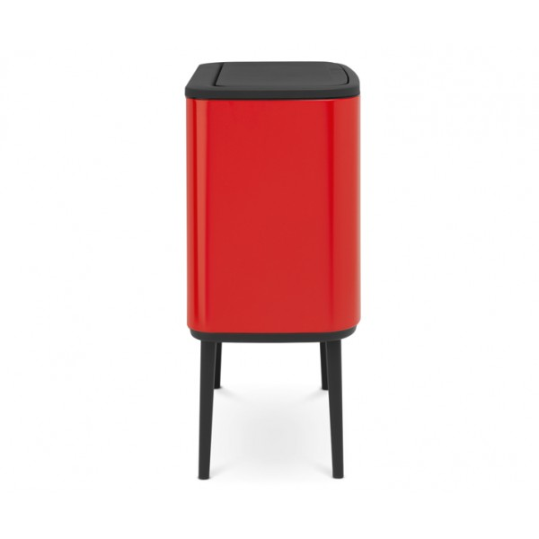 Мусорный бак Bo Touch Bin 11х3 л красный