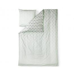 Постельное белье Normann Copenhagen Cube мятный