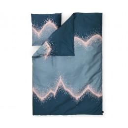 Постельное белье Normann Copenhagen Sprinkle синий