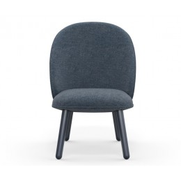 Стул Normann Copenhagen Ace Lounge темно-синий